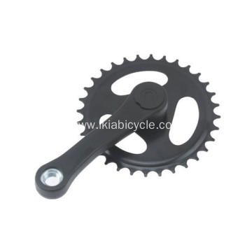 Variable Speed Carbon Steel Crankset