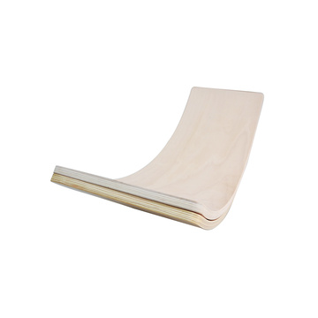 Yoga Curvy Board Classroom balance board wood