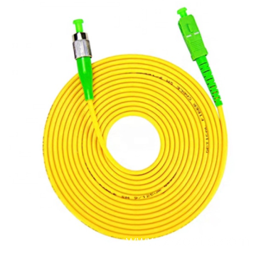 Simplex Duplex SC APC Fiber Optic Patch Cord