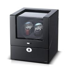 Single Rotor Ebony Watch Winder