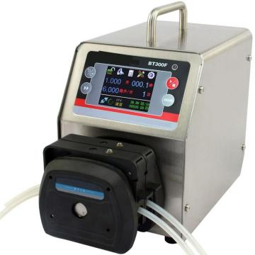 chemical intelligent dispense peristaltic infusion pump