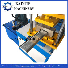 Auto Aluminum Door Strip Rolling Shutter Machine