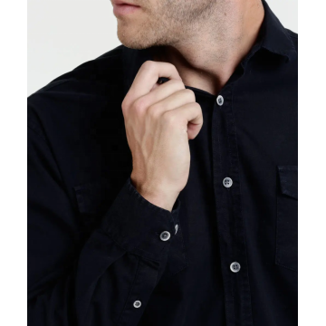 Cotton mens non- iron office shirts
