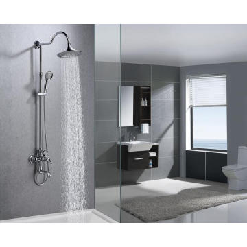 Bathroom rain shower set