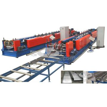 Ladder Type Perforated Cable Tray Roll Forming Machine