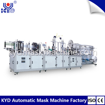 High Stability Dust Free Mask Making Machine Equipment