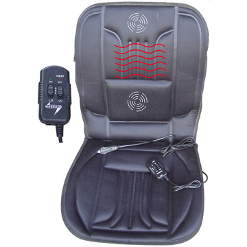 Heated car seat cushion with  switcher