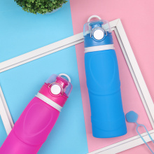 Outdoor Camping Water bottles | Silicone Water bottles