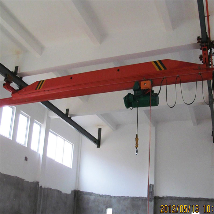 1 ton single beam suspension overhead crane
