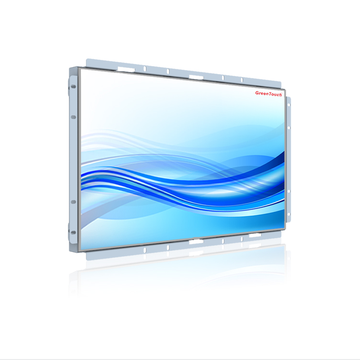 Wide Angle Good Price Silver Touch Monitor 23.6""