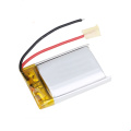 802030 3.7v 420mAh small lipo battery