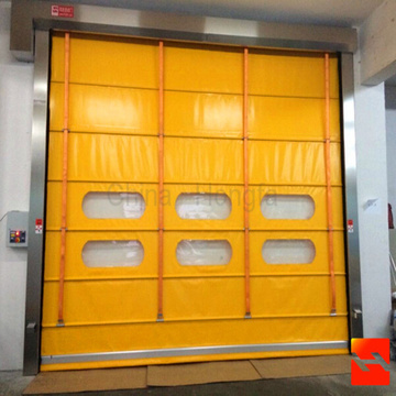 Stacked High Speed Rolling Door/Rapid Roller Shutter Door​