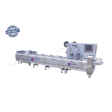 High Speed Swash Plate Feeding Pillow Packing Machine
