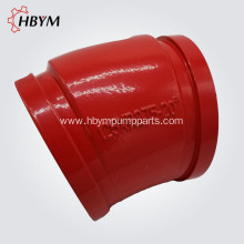 Concrete Pump DN125 20Degree Casting Elbow
