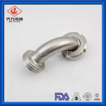 Stainless Steel Thread Fittings 90 Deg Elbow