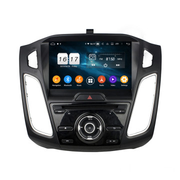 Klyde in dash head unit per Focus 2018