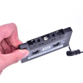 Cassette Tape Adapter for MP3 CD DVD Player Black Universal Car Cassette Car Audio High Quality