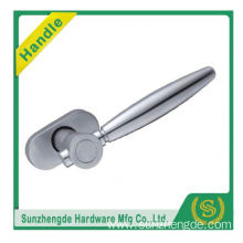 BTB SWH204 Long On With Plate Zinc Door Lever Handle