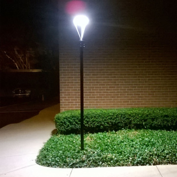 20W Outdoor Solar Led Post Lights