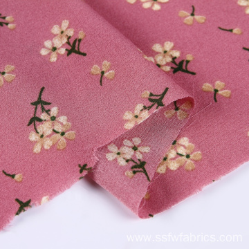 Wool Dobby Woven Polyester Printing Fabric