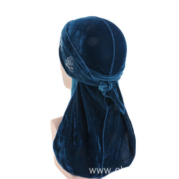 High quality pleuche hair accessories bandanas