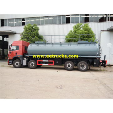 18000 Litres 8x4 HCl Delivery Tankers