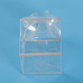 Plastic Folding Packaging Box for Gift