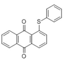 1- (Phenylthio) anthrachinon CAS 13354-35-3
