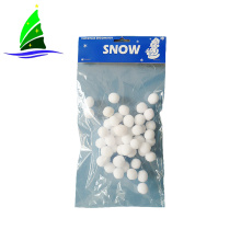 cheap 2cm artificial snow for Christmas decoration