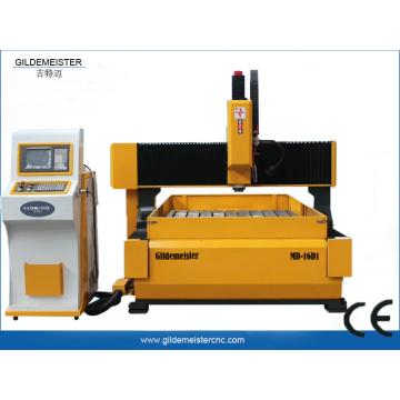 CNC Milling Machine Metal