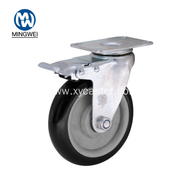 5 Inch Swivel Locking Caster