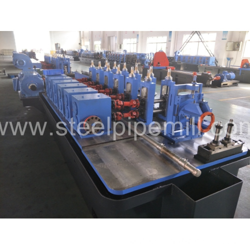 precision ERW GI pipe making machine