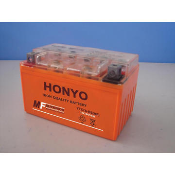 12V 7Ah Sealed Motorcycle Batteries