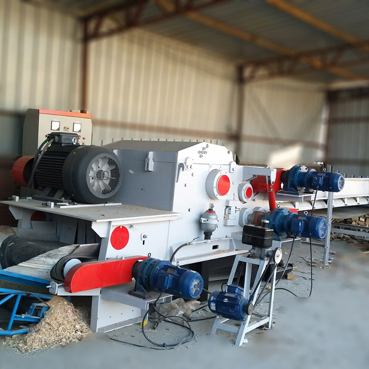 Wood Chips Dealing Equipment