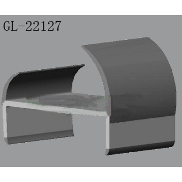 Rubber Seal Strip in PVC Material