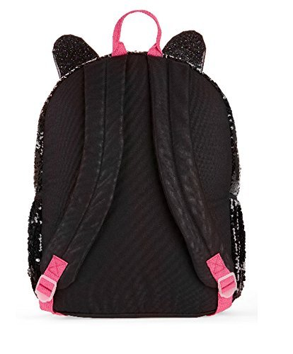Puppy Travel Sequin Backpack 1