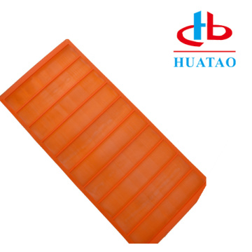 Polyweb Urethane vibrating screen media