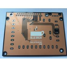 2 layer Transparent Soldermask   PCB