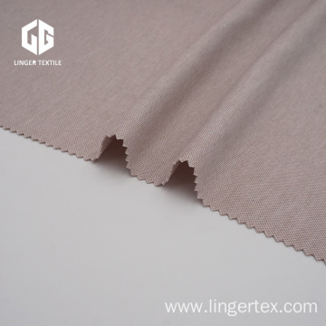 Copper Polyester Spandex Cupro Fabric For Apparel