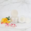 Acrylic pearl white cosmetic white pump lotion bottle cream jar cream bottle