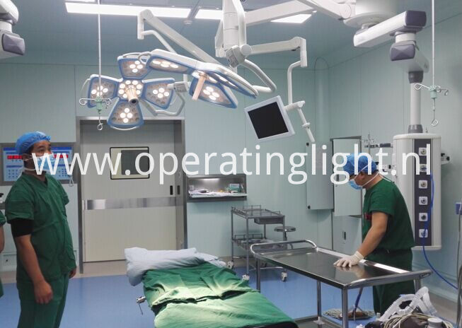 surgical operating lamp 4