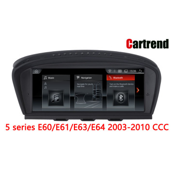 5 series E60/E61/E63/E64 Android Dashboard