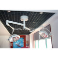 double head ceiling type operating light