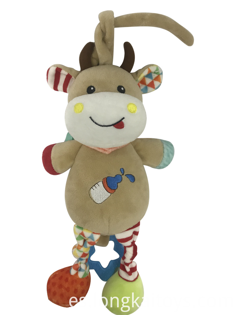 Soft Stuffed Animal With Musical