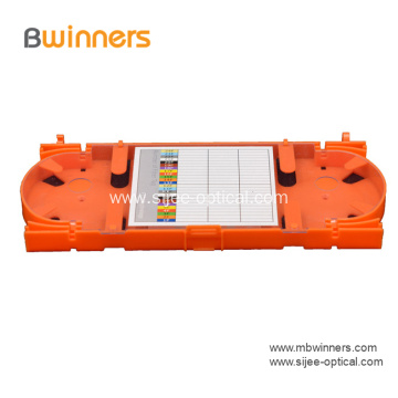 24 Port Fiber Optic Splice Tray