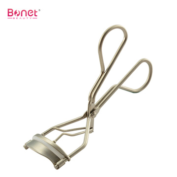 Electroplated Pearl Nickel Plating Eyelash Curler