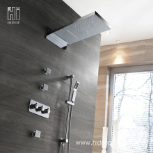 HIDEEP Wall Mounted Cold And Hot Shower Faucet