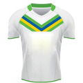 Custom Stripes Collared Rugby T Shirt