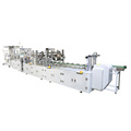 High Speed Automatic FFP3 Cup Mask Making Machine