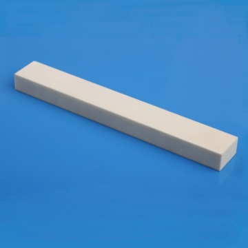Machined Rectangle Solid 99% 99.5% Alumina Ceramic Bar